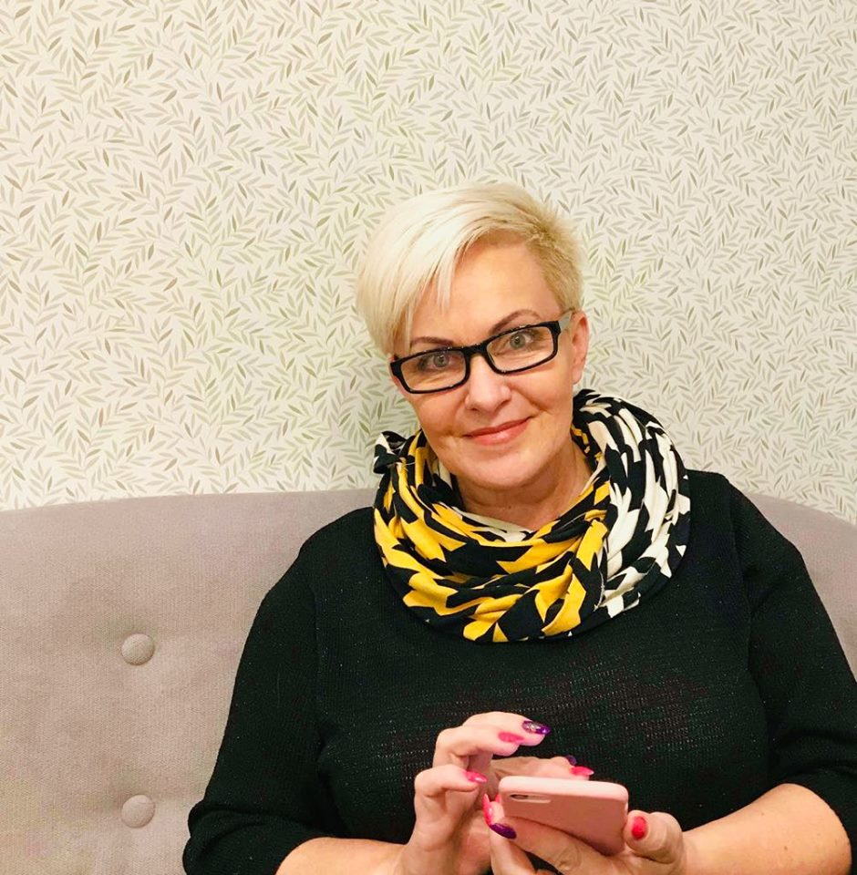 Alma Umporienė